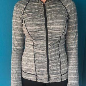 athletic running coat